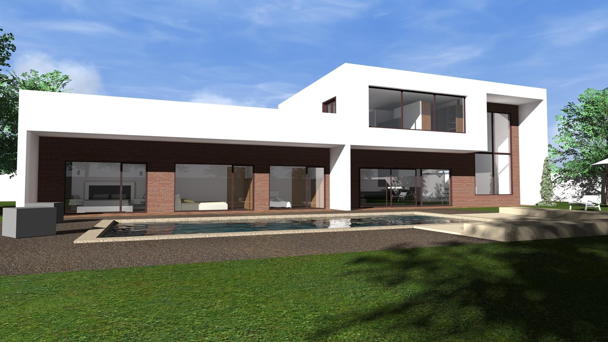 Casa Dise 241 O Moderno